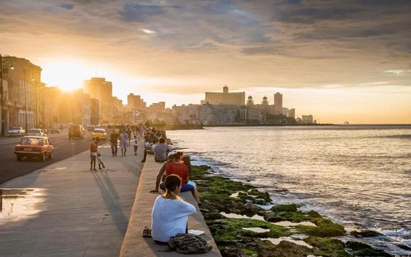 Набережная Гаваны