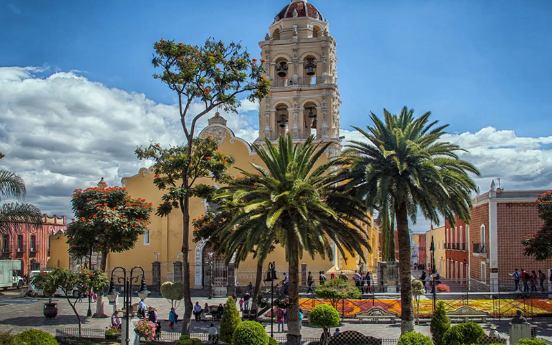 Город Ангелов Пуэбло
