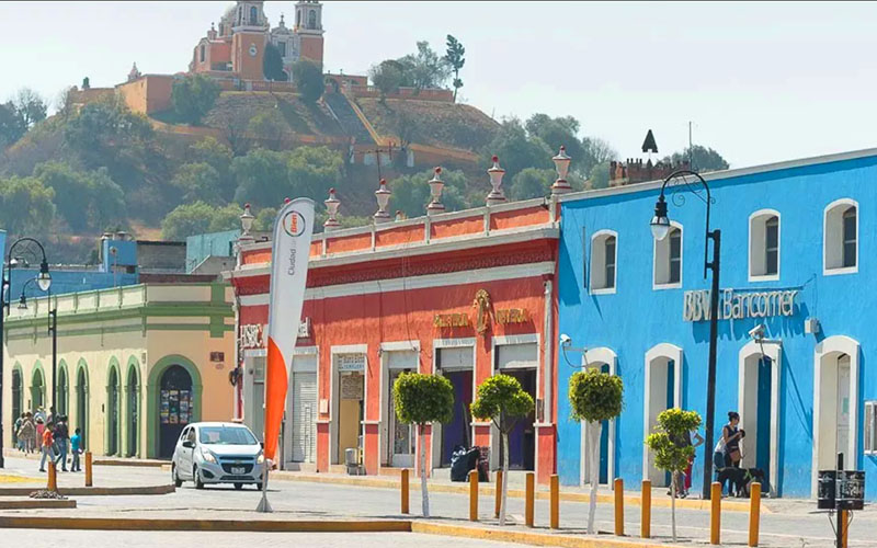 город Пуэбла
