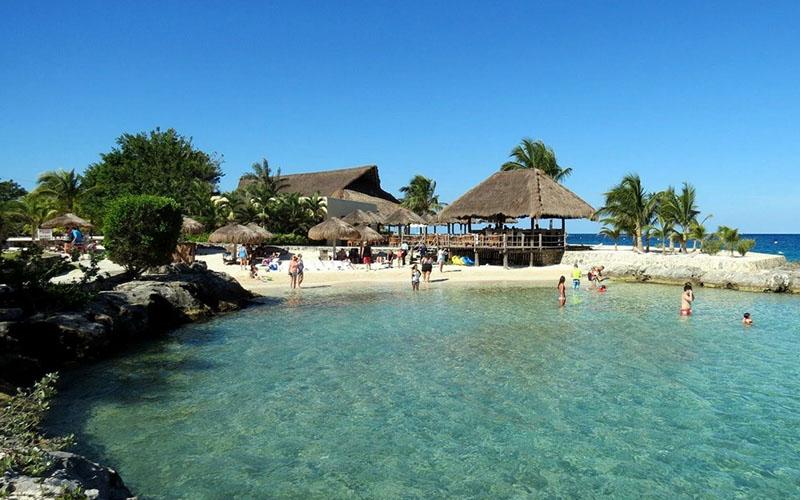 Остров Косумель в Мексике