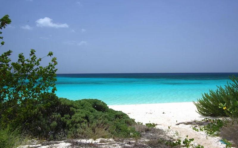 Дикий пляж Доминиканы