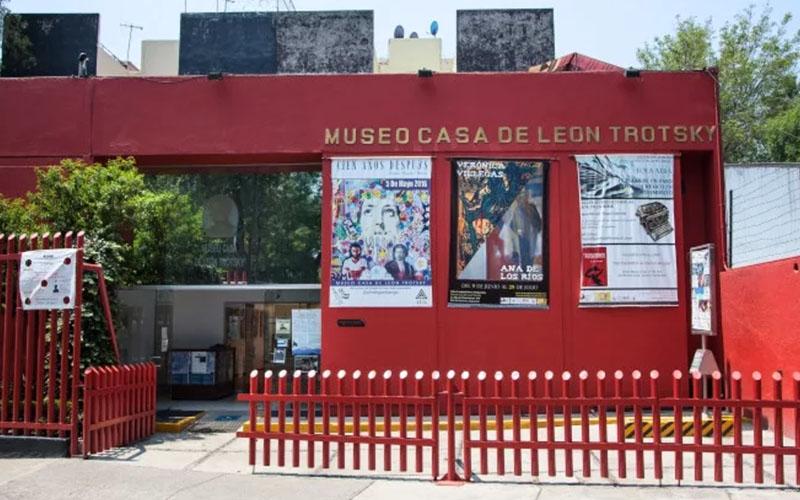 Дом музей Льва Троцкого в Мексике