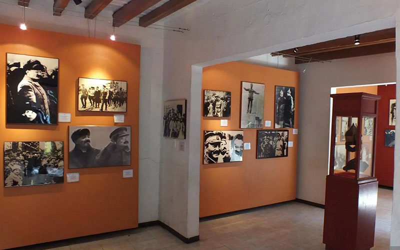 Дом музей Льва Троцкого
