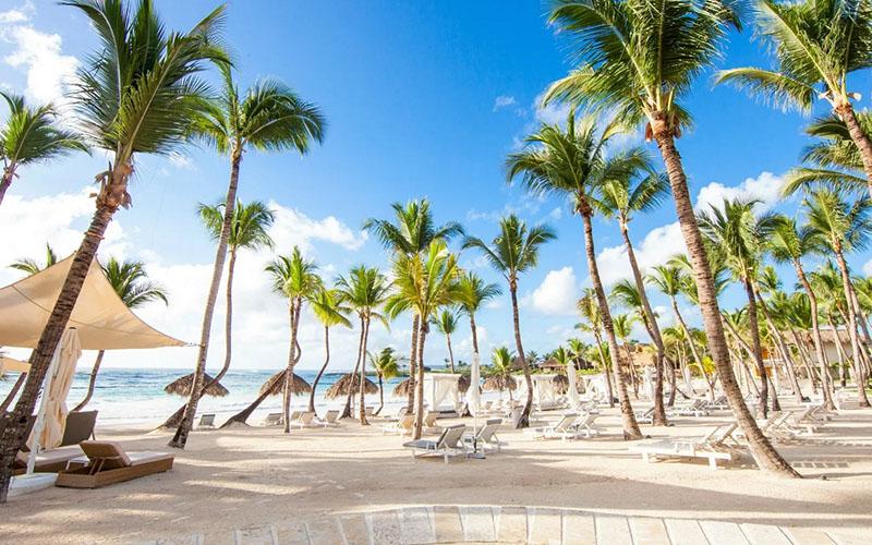 Пляж Кап Каны