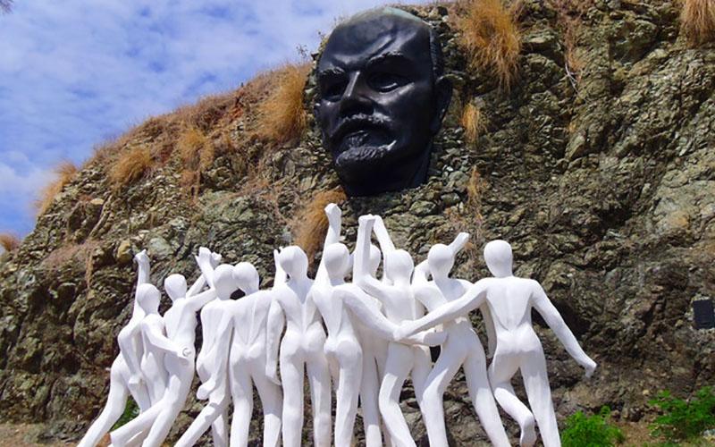 Ленин на Кубе