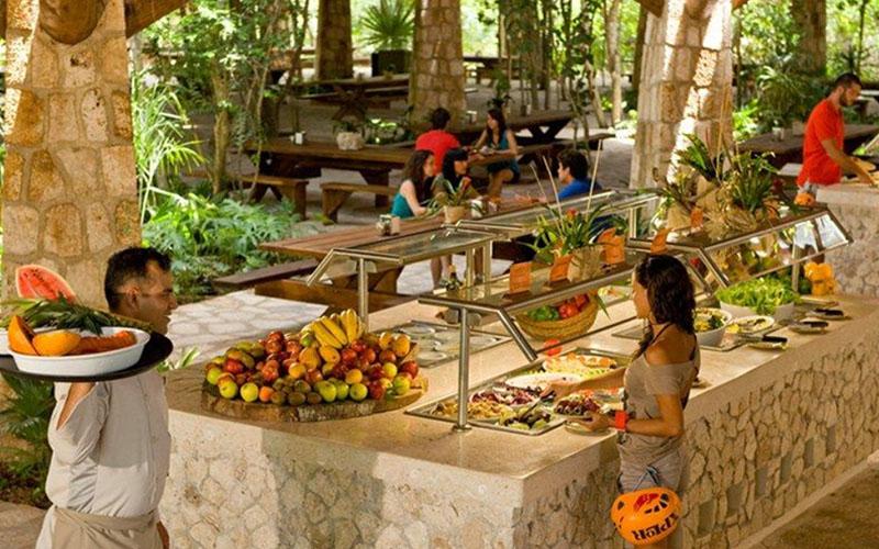 Парк Эксплор в Мексике