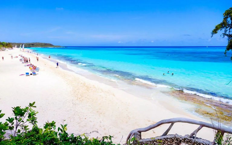 Пляж Плайя Ларга