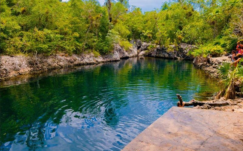 Озера на Кубе