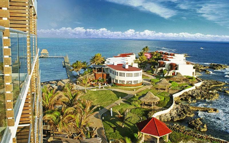 Остров Контой в Мексике