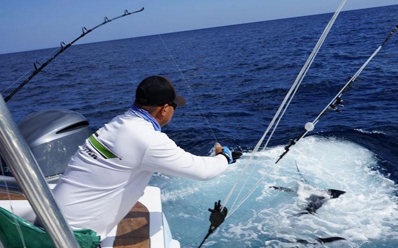 Рыбалка в Канкуне