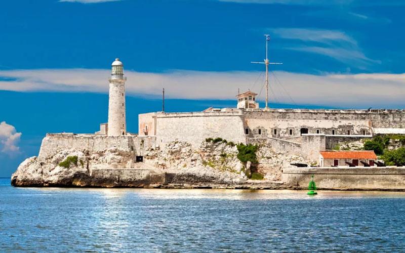 крепость Эль Морро на Кубе