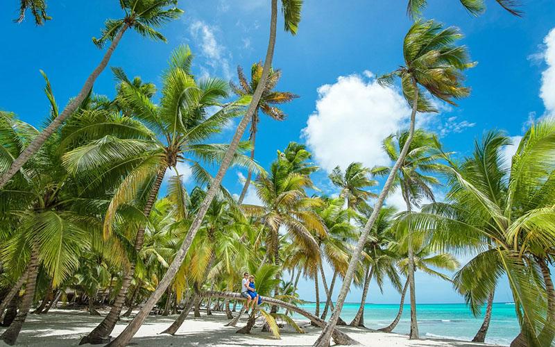 остров Саона Доминикане