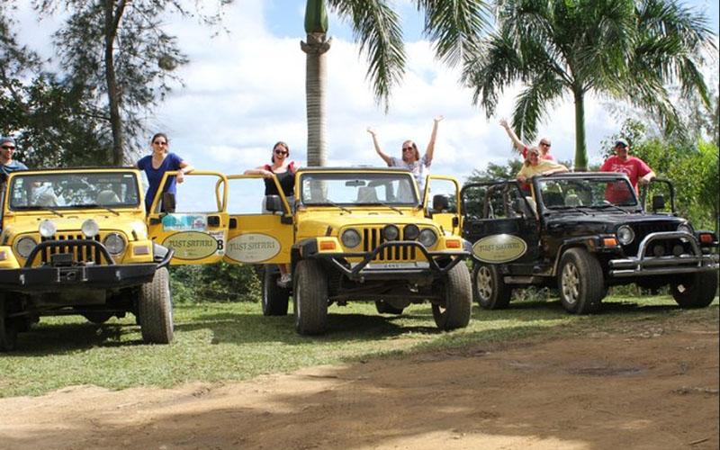 Сафари на Хамерах в Доминикане