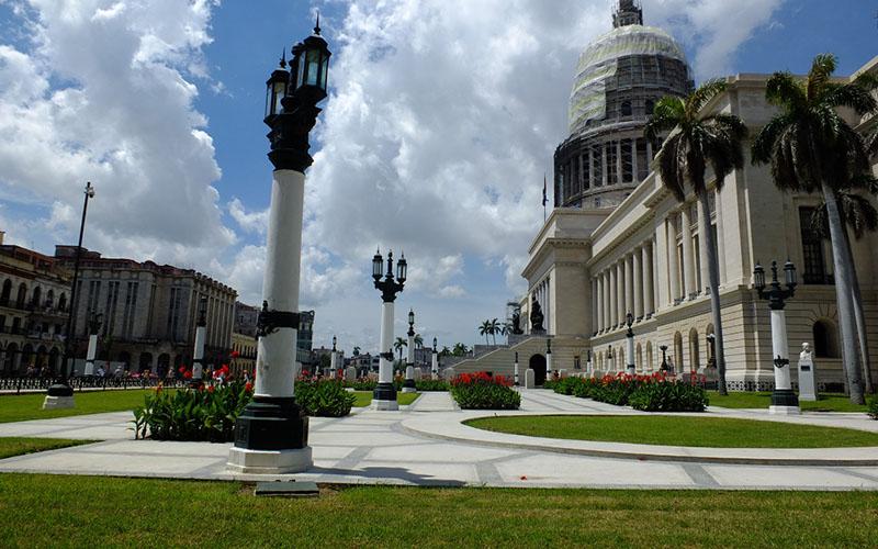 Большой театр на Кубе