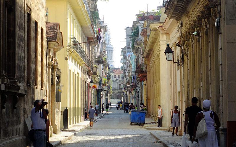 проулочки Кубы