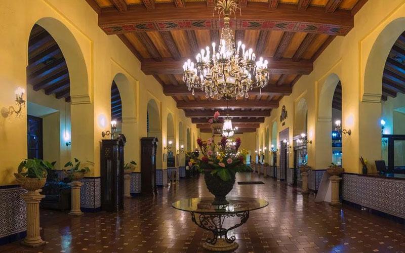 отель «Националь» на Кубе