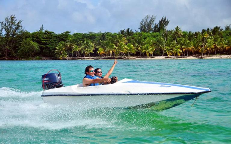 Скоростные моторные лодки в Доминикане