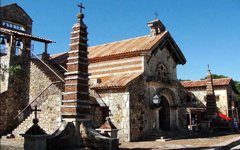 Церковь, в котором венчался Майкл Джексон