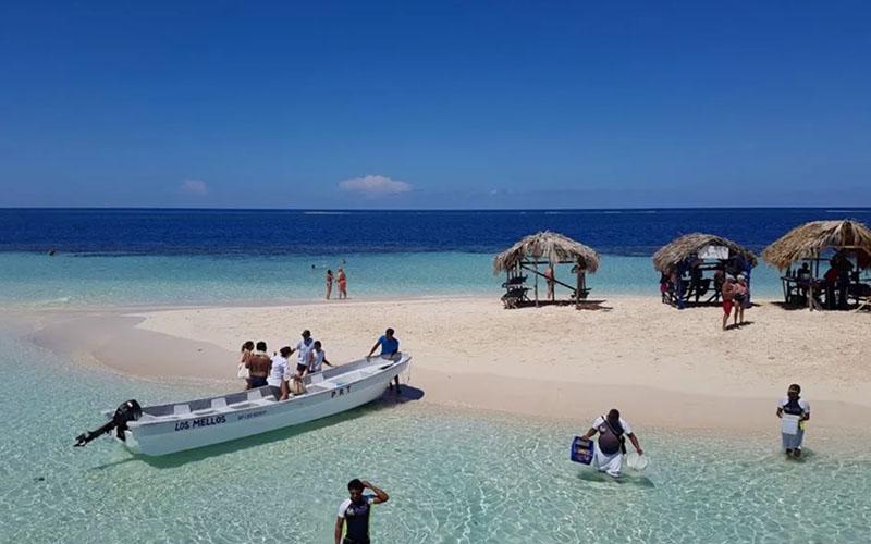 остров Кайо Параисо Доминикане