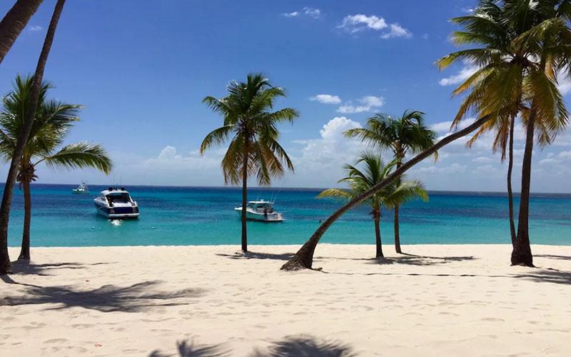 остров Каталина в Доминикане