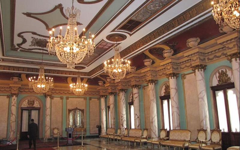 Дворец в Санто Доминго