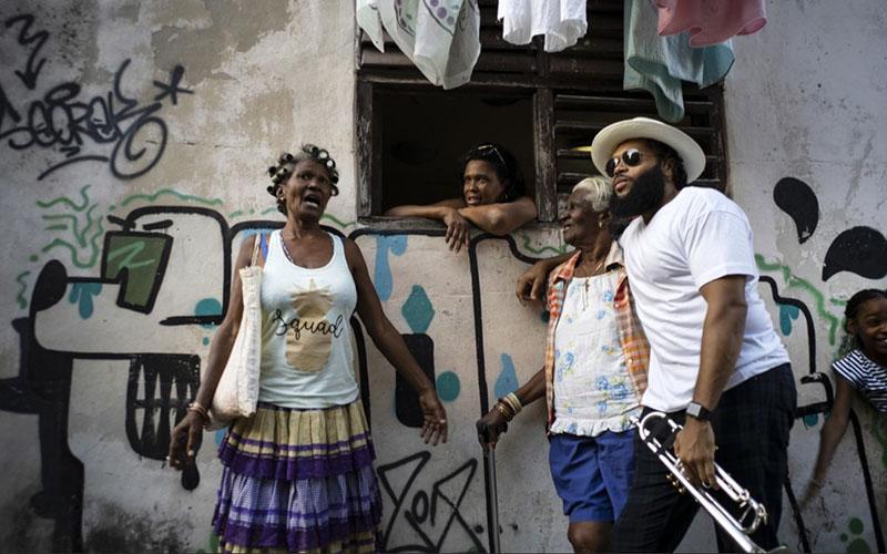 Нетуристическая Куба
