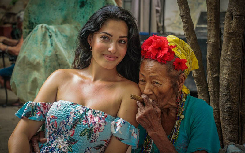 Многоликая Куба