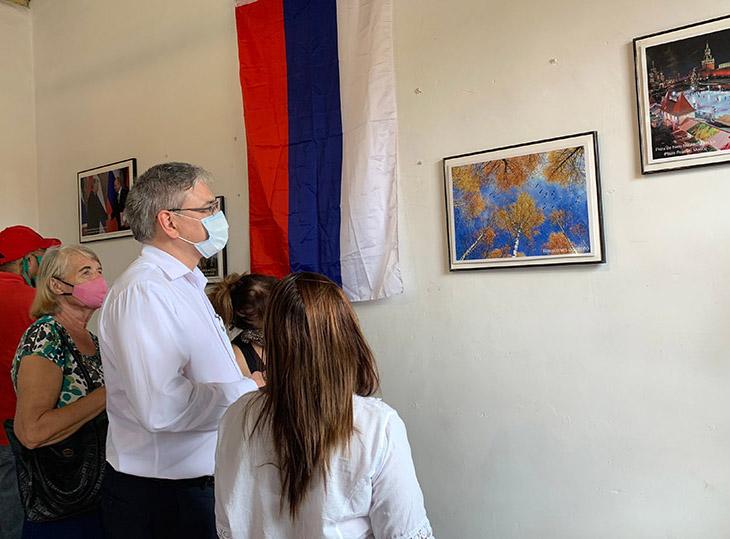 Фотовыстовка на Кубе