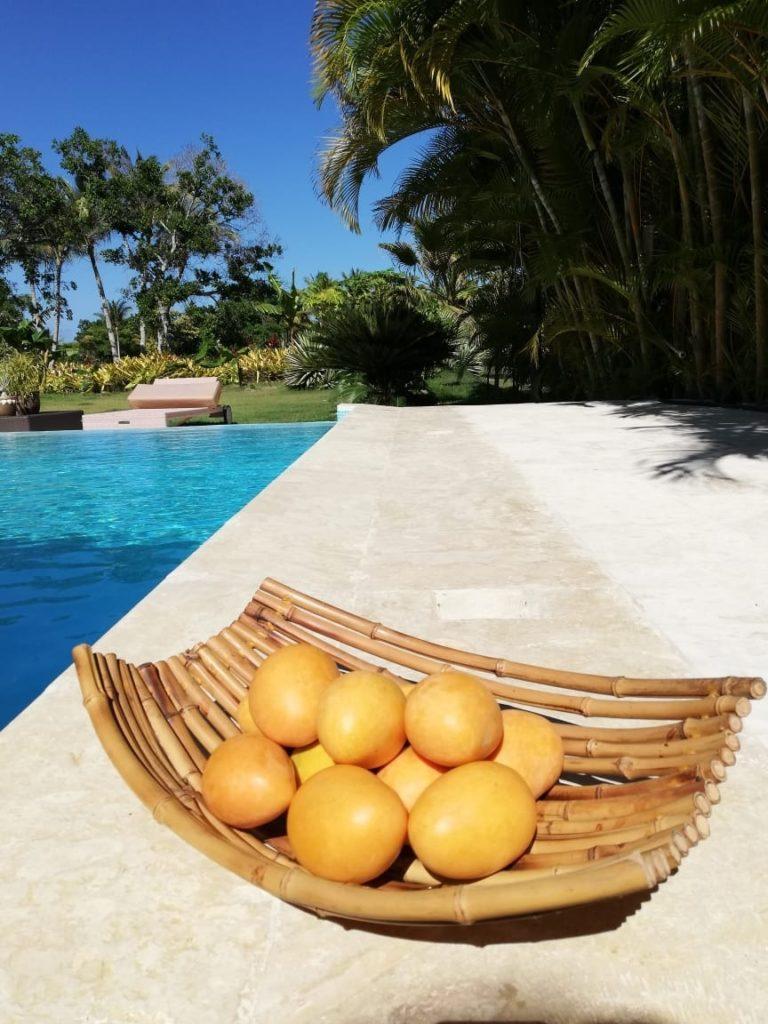 фрукты из Доминиканы