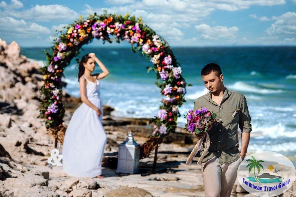 Свадьба в Мексике на Плая Мухерес